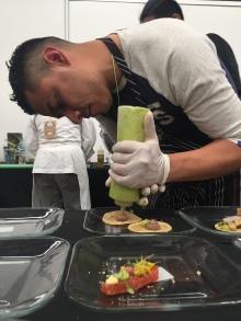 Los Sabores de la Ciudad de Mexico 2017 Chef Fernando Martinez