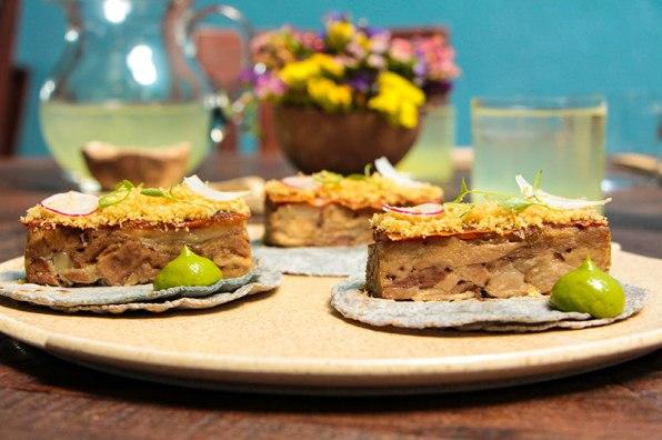 Taco de lechón (foto web Pitonia)