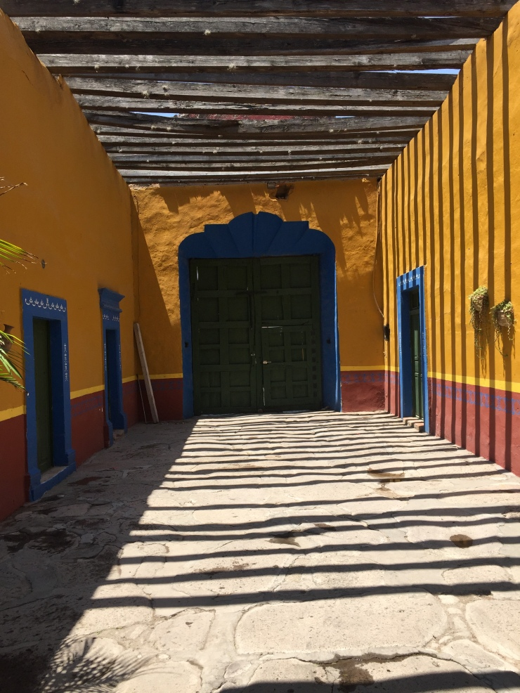 Ex Hacienda Peñasco San Luis Potosí