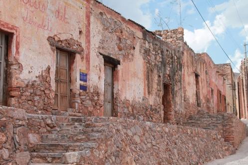 Cerro de San Pedro San Luis Potosí